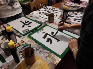 Workshop di calligrafia